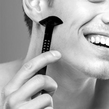Shaving with PARA MI